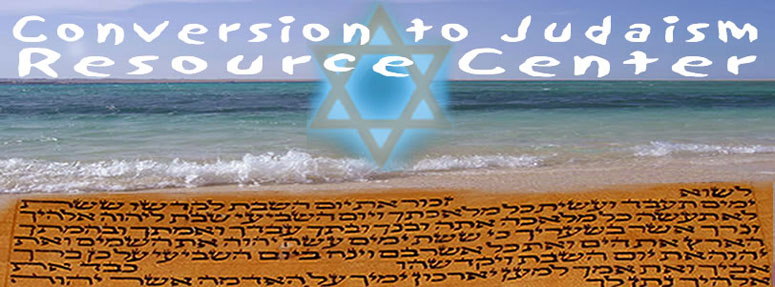 Conversion to Judaism Resource Center